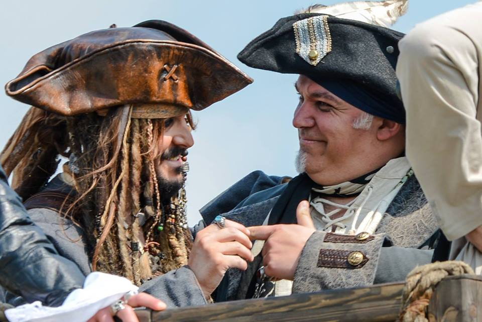 Image result for pirates of the caribbean fan film alessio fracchia